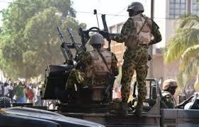 militaires au burkina
