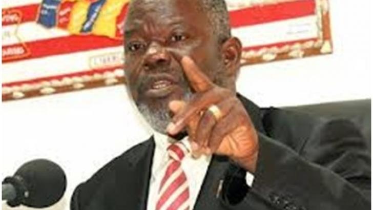 Liberia senator
